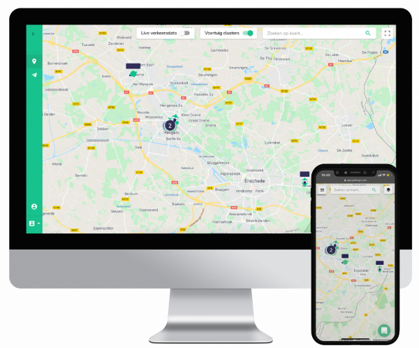 GPS auto tracker